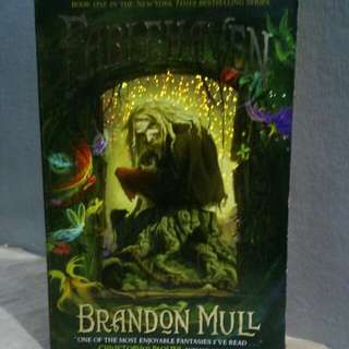 Book One Of Fablehaven By Brandon Mull