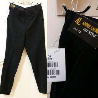 Celana Kerja / Celana Hitam SAINT LAURENT