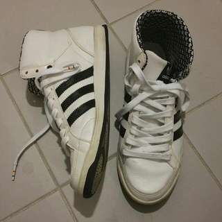 Need Gone!!! 100% Authentic Adidas Hightops Sneakers