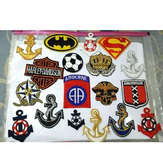 Patches - 8 For P200