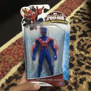 Spider-Man 2099 Ultimate Spider-Man Web Warriors