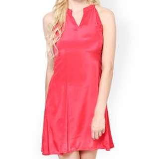 BNWT Pink Size M Dress