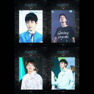 REPOST!(SHARING) SCOUPS / JEONGHAN / HOSHI / WONWOO FANSITE SEASON GREETINGS 💘💎
