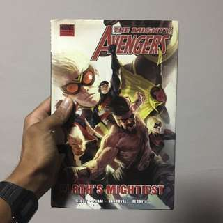 The Mighty Avengers | Earth's Mightiest