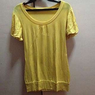 Plain Yellow Top