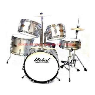 Global Junior Drum Set