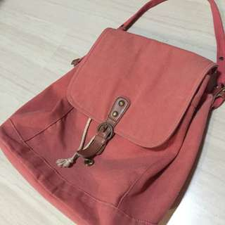 Drawstring Canvas Sack Bag
