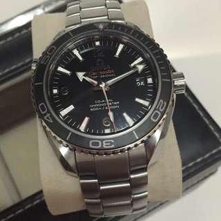 Omega Seamaster Planet Ocean Rolex IWC Panerai Cartier