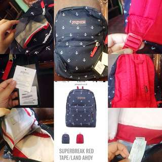 JANSPORT SUPERBREAK ORIGINAL