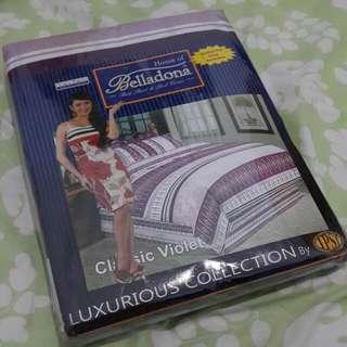 Belladona Bed Sheet