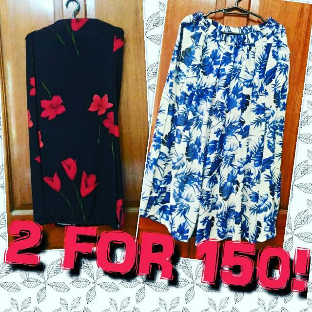 SKIRTS 2 For 150