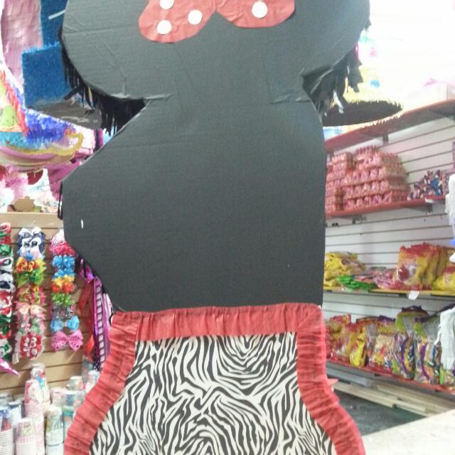 # 1 Minnie Mouse Pinata