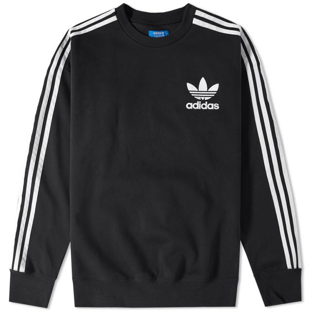 Adidas Originals Pullover Sweat, Men's Fashion, Clothes on