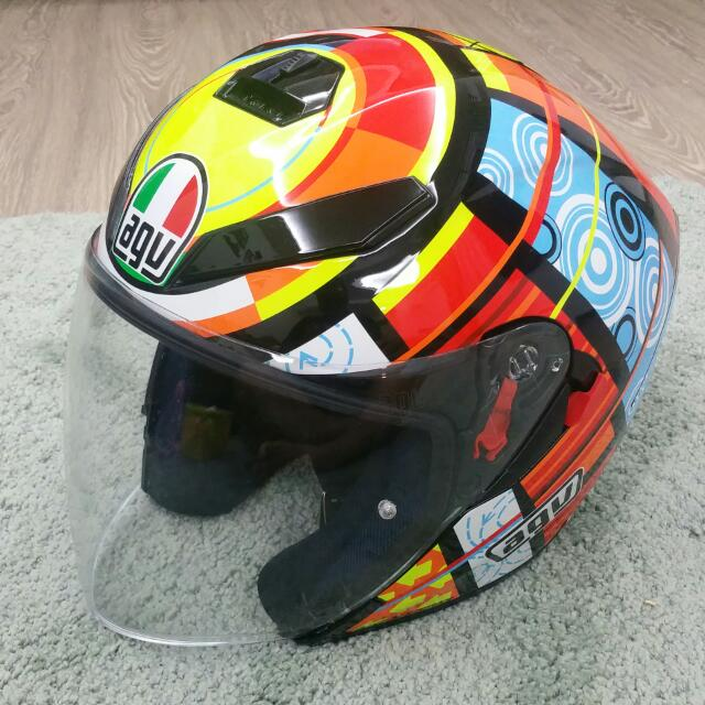 Agv K 5 Jet Elements Car Accessories On Carousell
