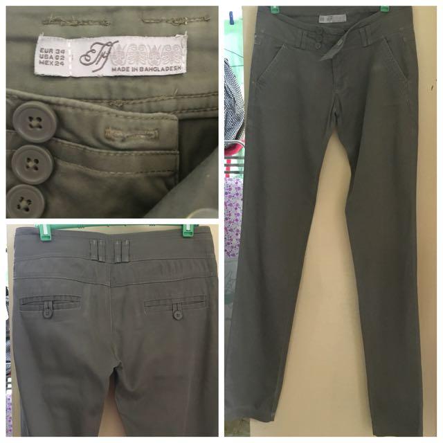 Authentic Zara TRF Pants