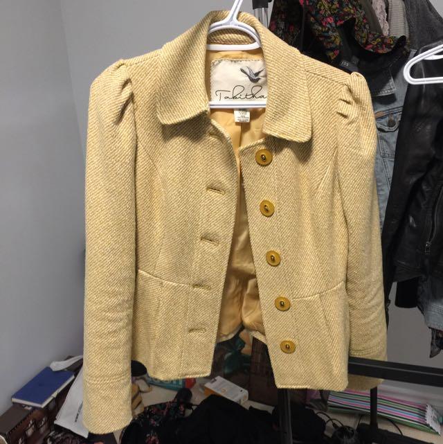 Blazer / Jacket From anthropologie