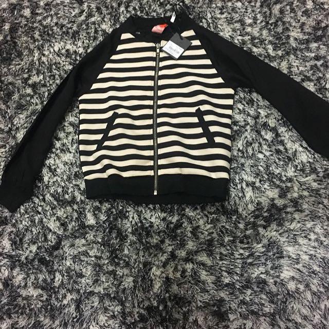 BNWT Polyester XS Jacket