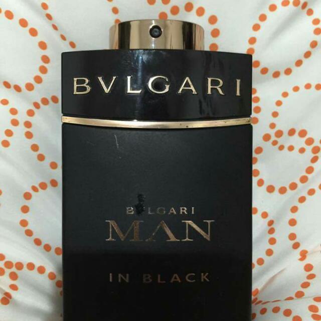 BVLGARY man in black