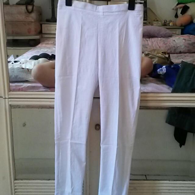 Cotton Pants Anti Begah