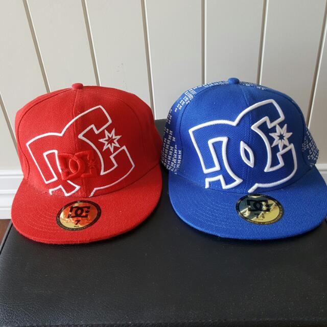 DC Shoe Co Flat Caps
