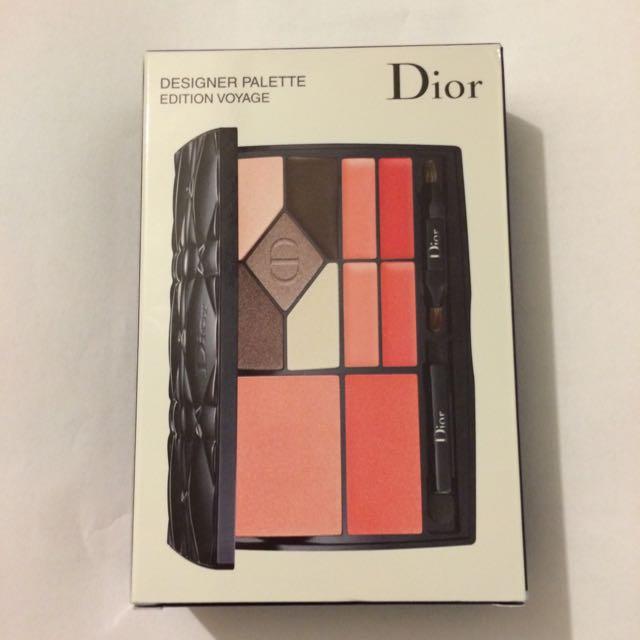 Dior Designer Palette