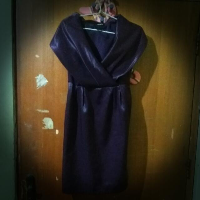 Dress Purple Metalic