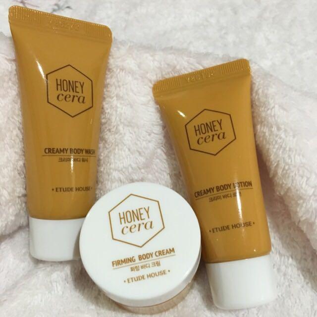 Etude - Honey Cera Body Pack