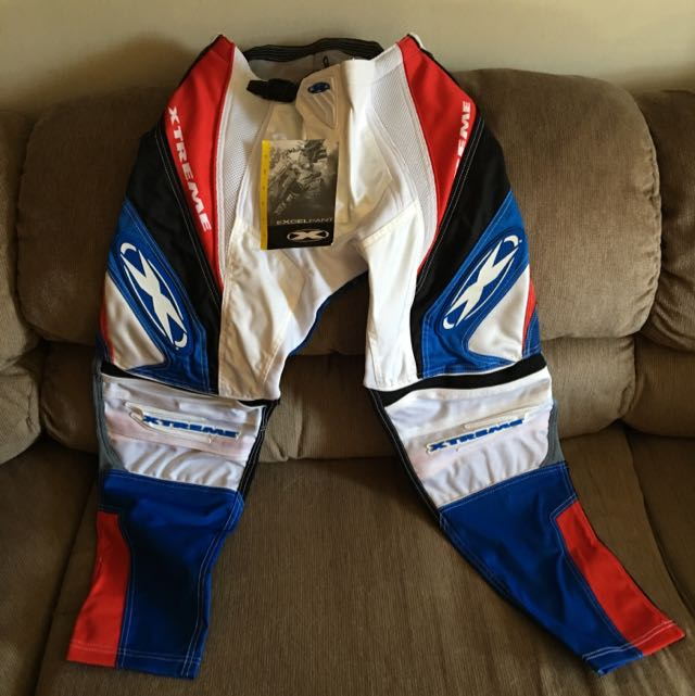 Excel Dirt Bike/quading Pant