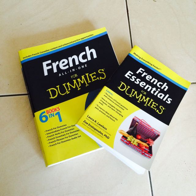 French For Dummies Entire Collection