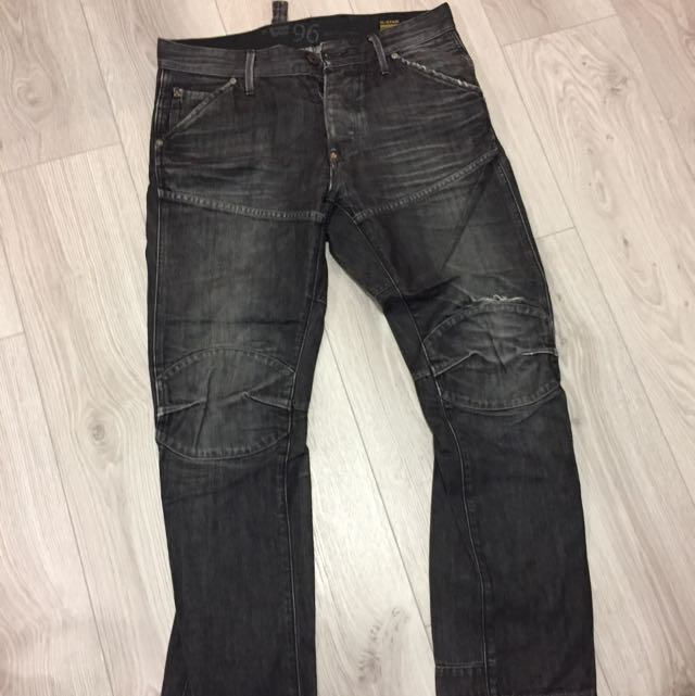 G-Star Jeans Charcoal - Aged