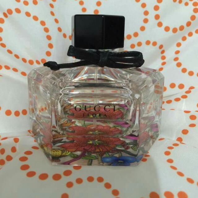 GUCCI flora auth perfume