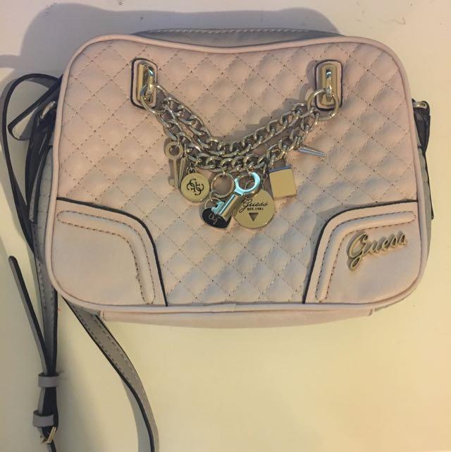 GUESS Light Rose Handbag