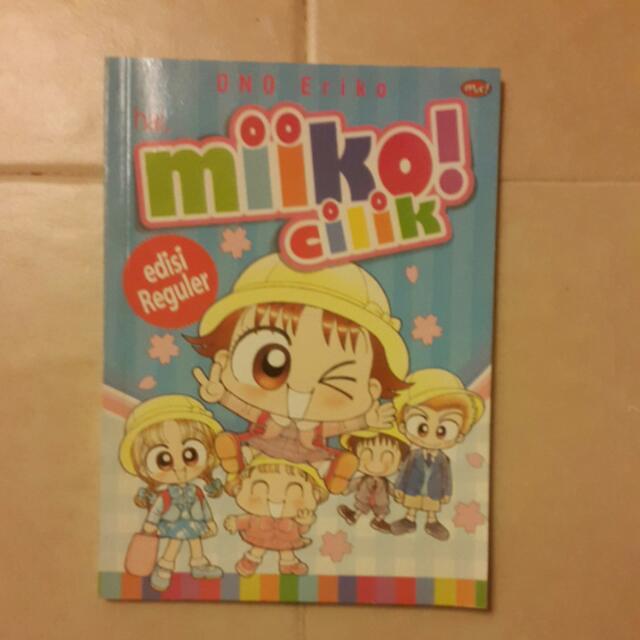 Hai,Miiko! Cilik Edisi Reguler