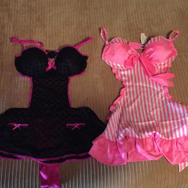 Halloween Costumes (lingerie - New Unworn!!!)