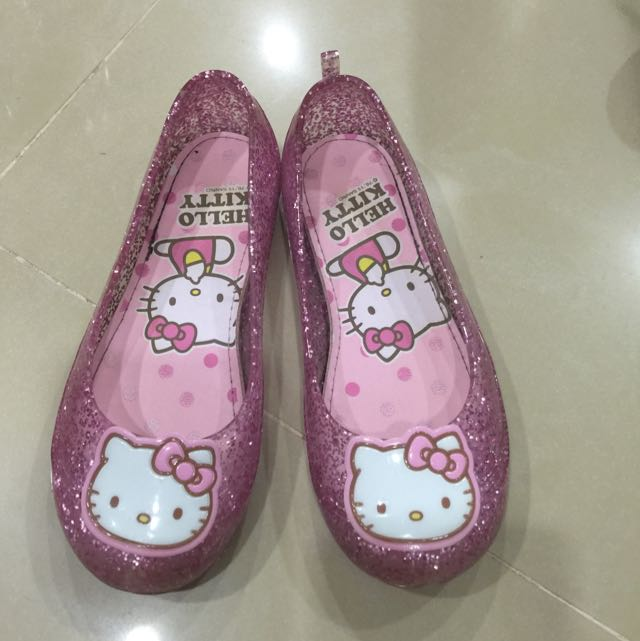 HELLO KITTY 女童鞋