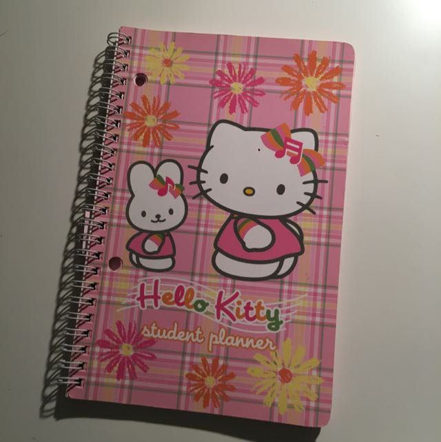 Hello Kitty Planner