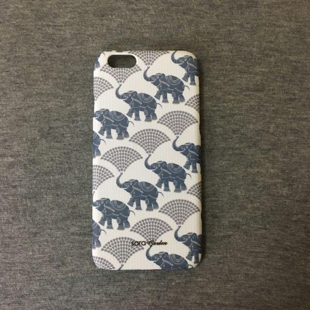 Iphone6/6s名族風大象手機殼