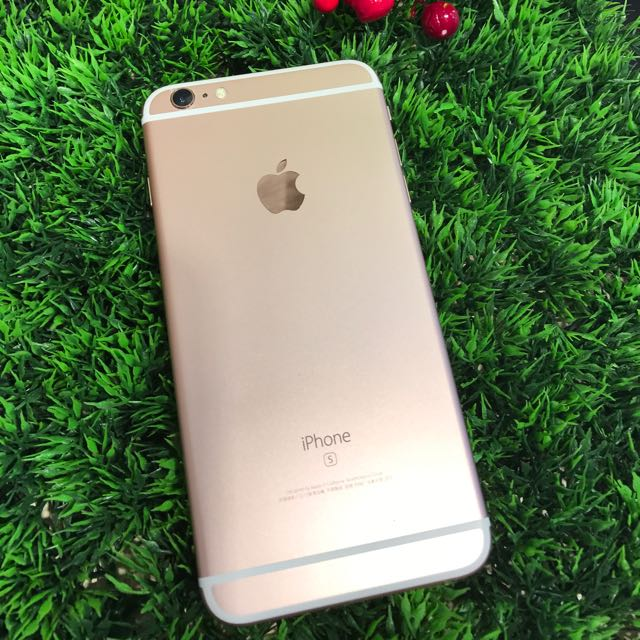 iPhone6s Plus-64G 玫瑰金