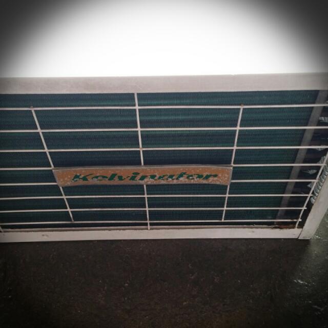 Kelvinator:Aircon 0.5HP