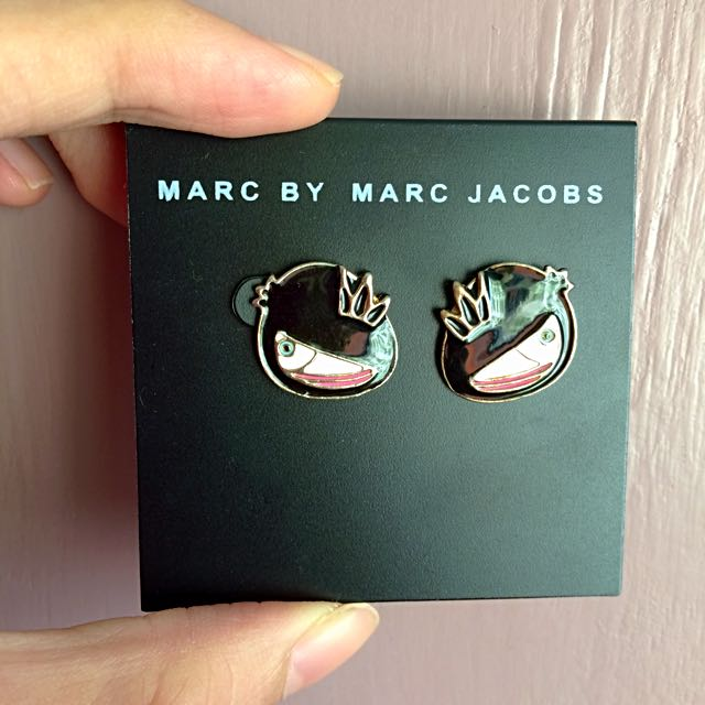 Marc By Marc Jacobs : Miss Ugly earrings