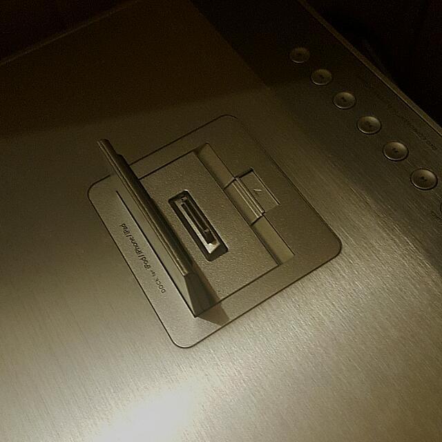 Philips DCD8000 DVD Player And HIFI