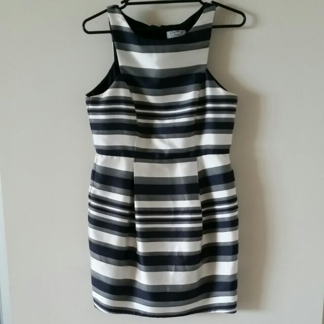 Pilgrim Liqourice dress
