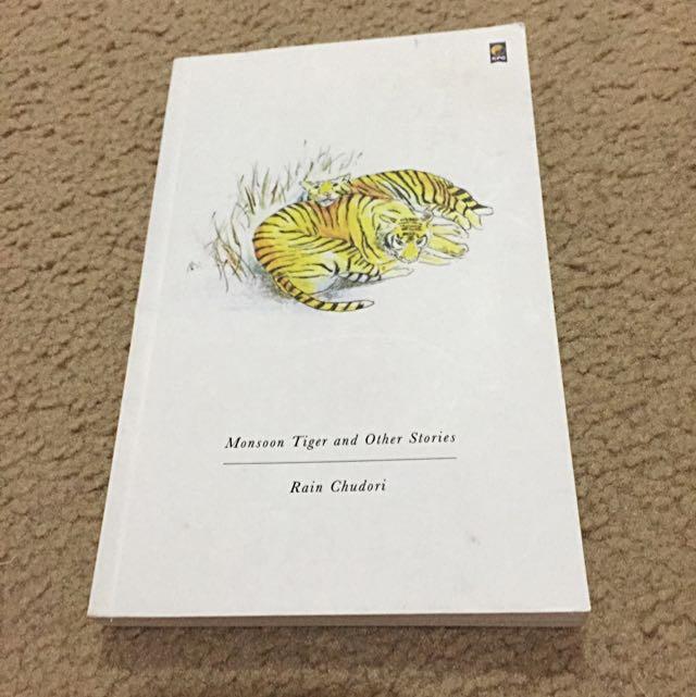 Rain Chudori - Monsoon Tiger and Other Stories (Kumpulan Cerpen)
