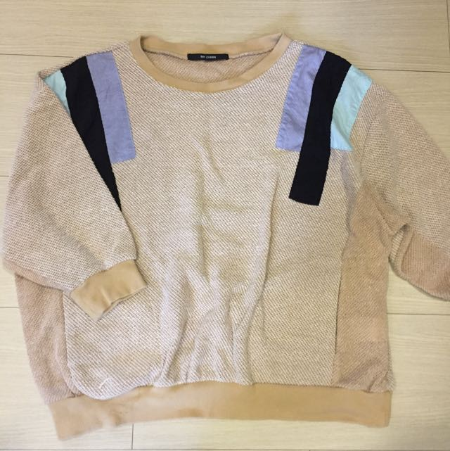 Ray Cassin 設計感針織上衣