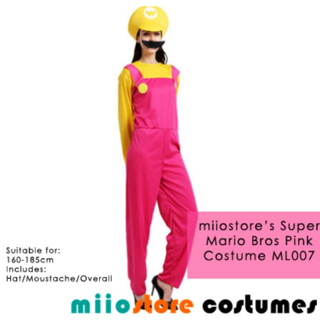 photo photo ...  sc 1 st  Carousell & Rent Mario and Luigi Costume Singapore! Toad Costumes Peach Costumes ...