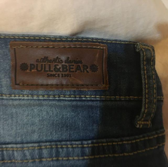 Ripped Jeans/ Boyfriend Jeans