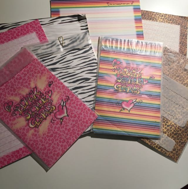Sassy Letter / Envelope Set