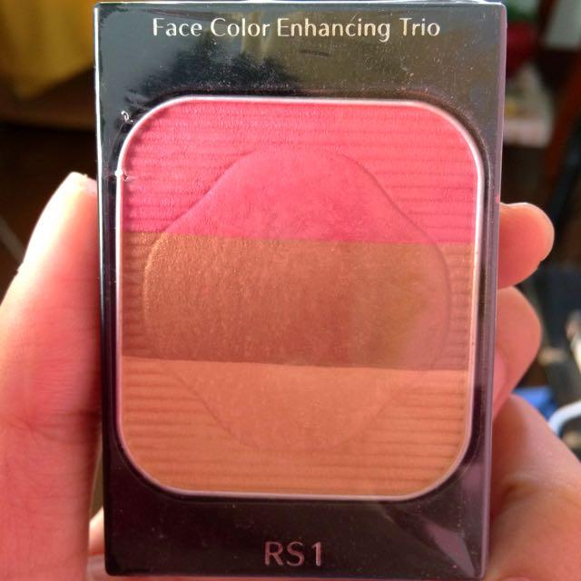 Shiseido : Face Color Enhancing Trio (Refill)