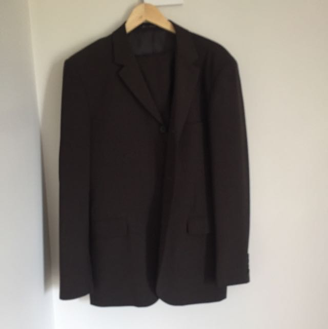 Soho workshop Men's Suit