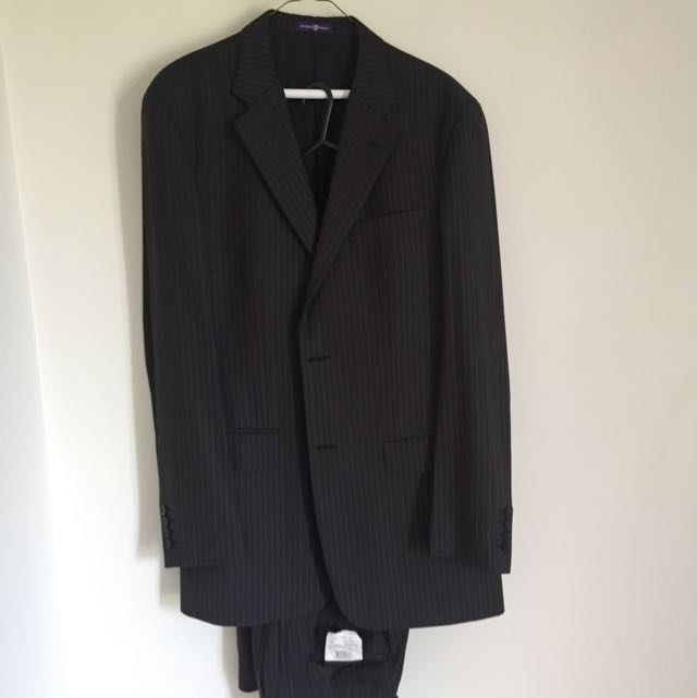 Studio Italia Men's Suit